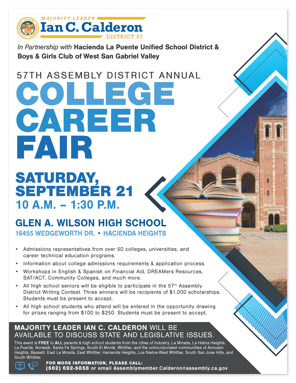 College and Career Fair 2019