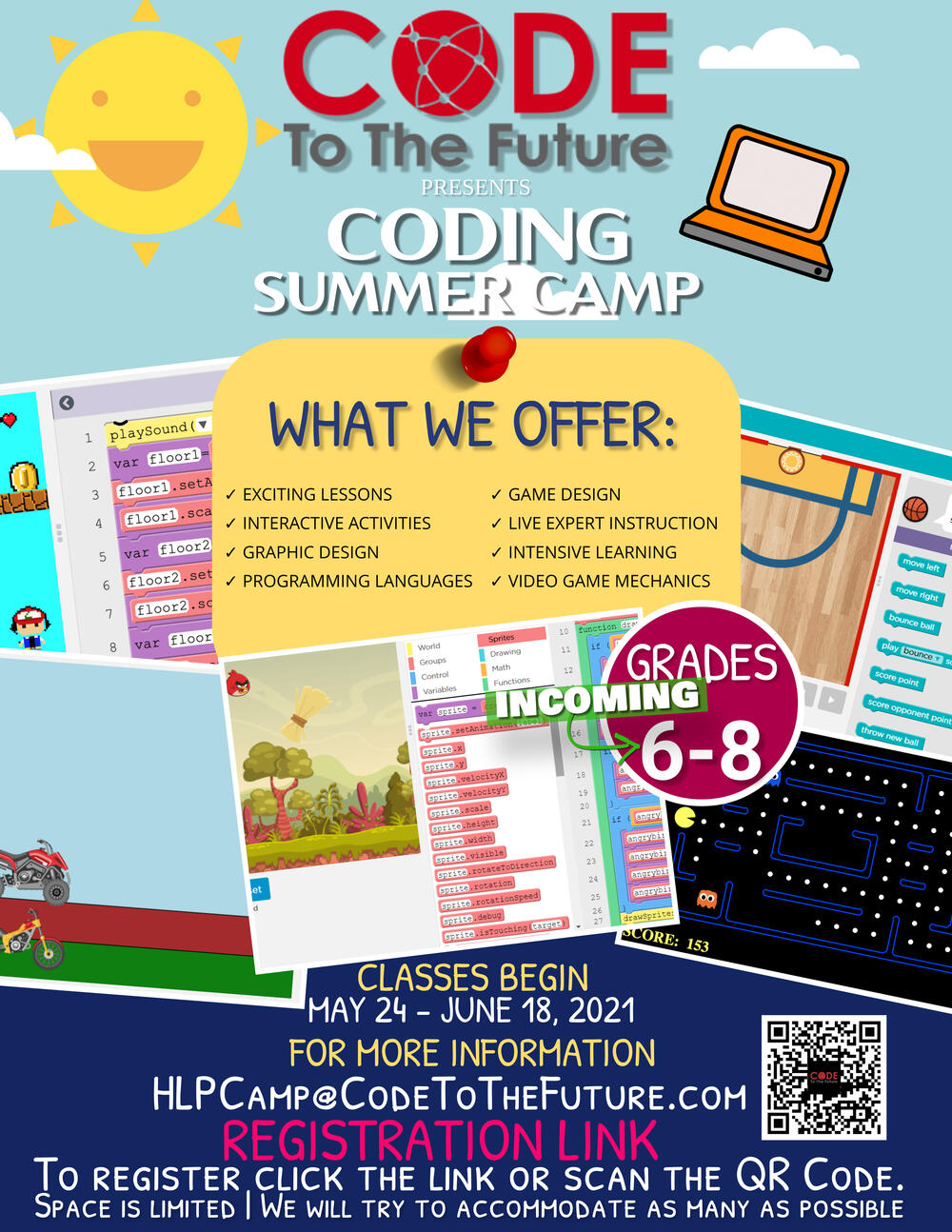ms coding camp
