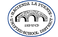 Logo for Hacienda La Puente Unified School District